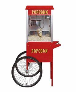 lej en popcornmaskine