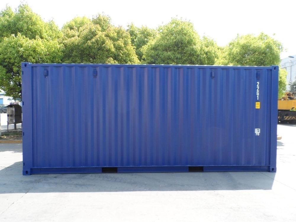 Lej en container